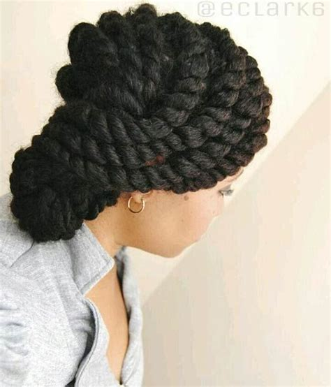 Side Twist Hairstyle by 1000 Ideas About Flat Twist Updo On Flat