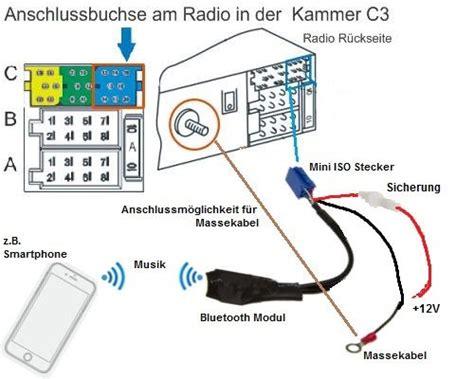 Kabel Aux Canare Mini Stereo Neutrik Made In Japan5m aux in mini iso bluetooth adapter radio for becker blaupunkt vw audi seat skoda ebay