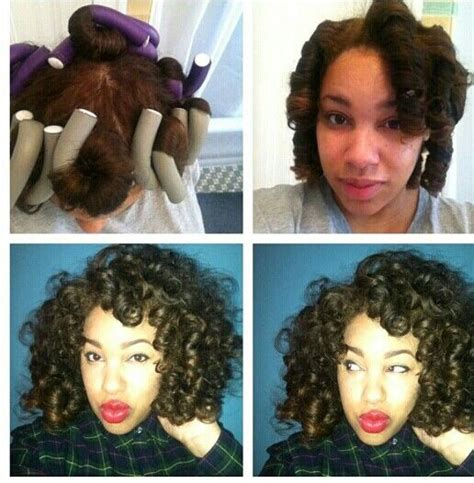 how to jumbo flexi rod hair jumbo flexi rod set im about to try this hair