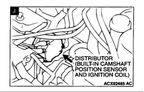 2002 Mitsubishi Eclipse Cam Position Sensor I Was