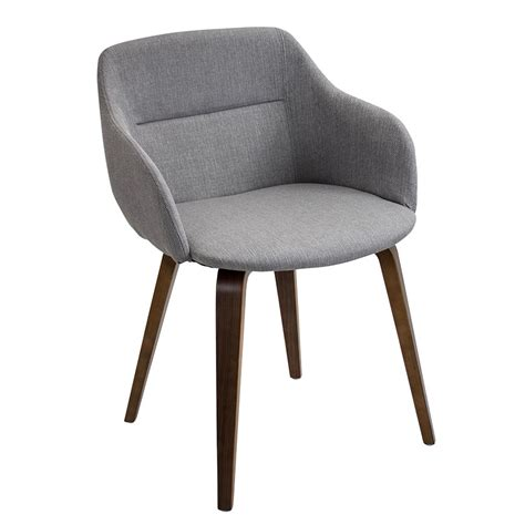Gray Arm Chair Design Ideas Modern Dining Chairs Connall Gray Chair Eurway