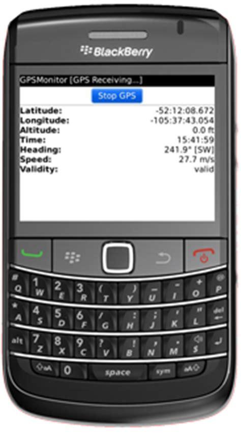 Monitor Gps Mobil gps monitor for blackberry 174 wireless handheld