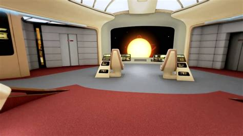 star trek uss enterprise ncc 1701 d virtual tour in unreal