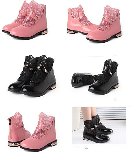 Sepatu Flat Fashion Flower Transparant Rj802 buy fashion shoes anak boots sepatu sepatu sandal