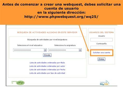 tutorial php tutorial php para crear y publicar webquest