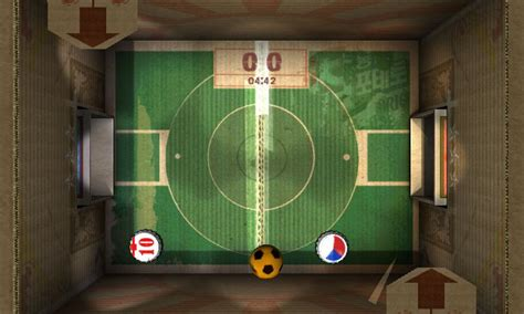 How To Make A Football Stadium Out Of Paper - cardboard football club 3d hd android apps on play