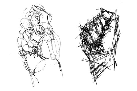 define sketch what does it to do a gestural drawing