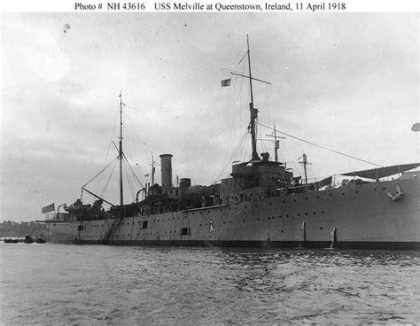 Mr8st H M 43000 usn ships uss melville destroyer tender 2 later ad 2