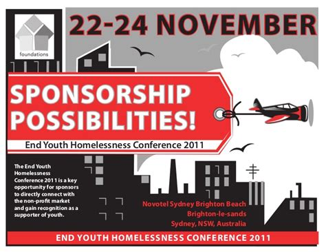 Sponsorship Letter For Youth Conference 2011 conference sponsorship 2