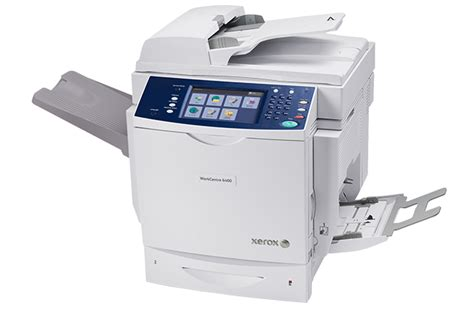 Printer Xerox workcentre 6400 color multifunction printers xerox
