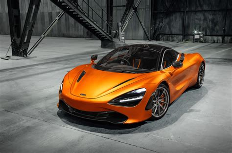 Refreshing Or Revolting 2018 Mclaren 720s Motor Trend