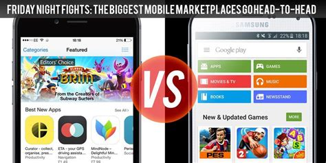 App Store Vs Google Play Whats Hot And Whats Not | app store vs google play what s hot and what s not 15
