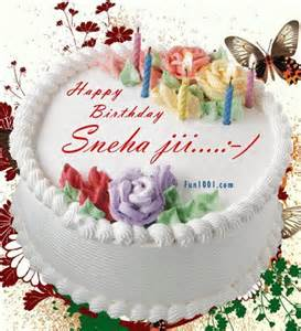 cakes happy birthday sneha