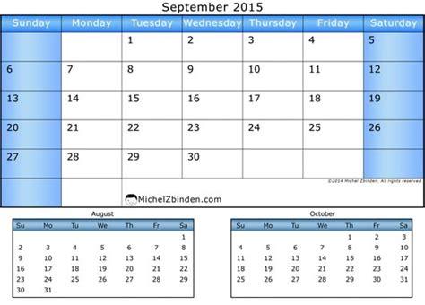 printable calendar 2015 september october november december 8 best images of august 2015 printable calendar sept oct