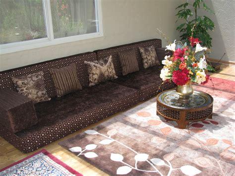 arabische sofa majlis design floor seating