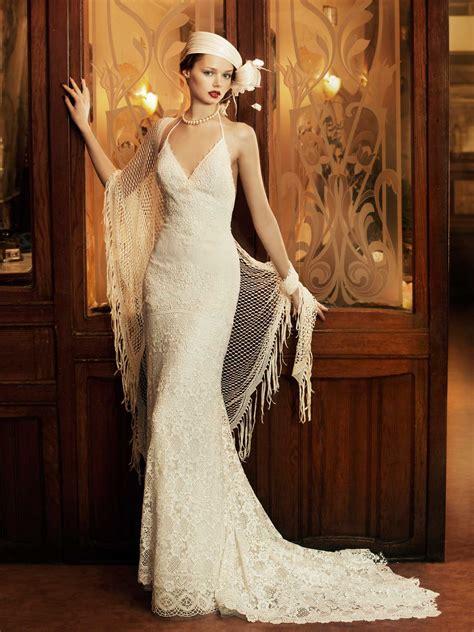 imagenes vintage wedding yolancris vintage wedding dresses 20 s style