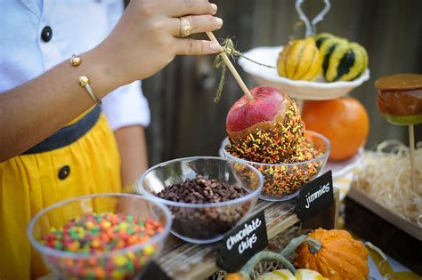 caramel apple bar toppings caramel apple bar pictures photos and images for