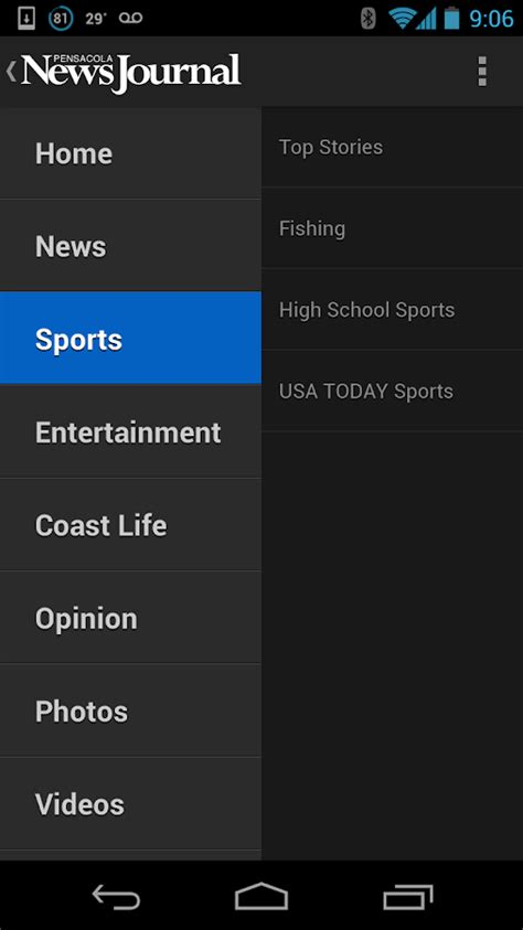 extended web apptech android apps appnaz com pensacola news journal android apps on google play