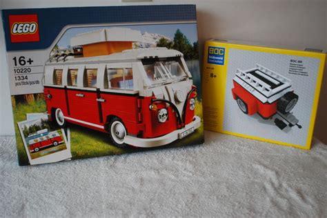 10220 Lego Creator Vw Cer lego creator 10220 volkswagen t1 cer lego boc br luggage car catawiki