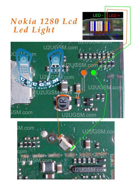 Nokia 1280 Senter Jadul Gsm 1 gsm bhalwal nokia 1280 led light