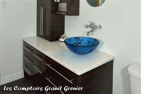 pin by les comptoirs granit grenier on comptoirs de salles de bain en