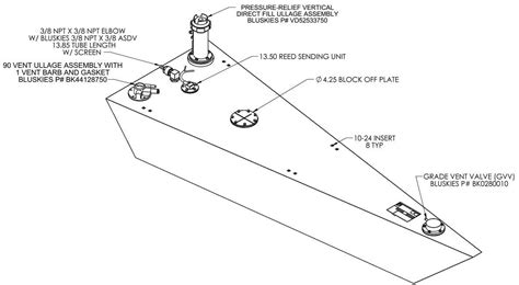boat fuel tanks diagram wiring diagram schemes