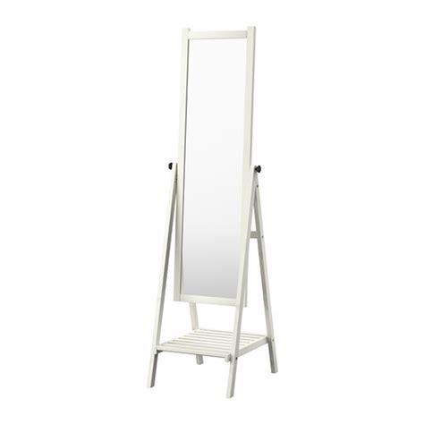 ikea floor mirror isfjorden floor mirror white stain ikea