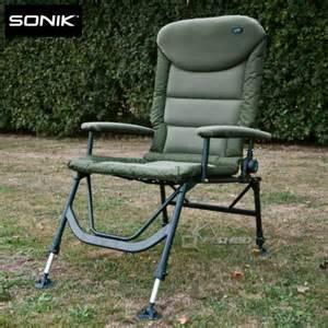 ngt carp xti sonik lounger fishing carp fishing chair