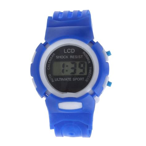 boys students time clock electronic digital lcd