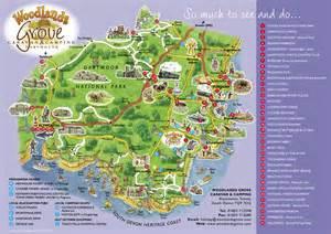 woodlands grove caravan cing park attractions