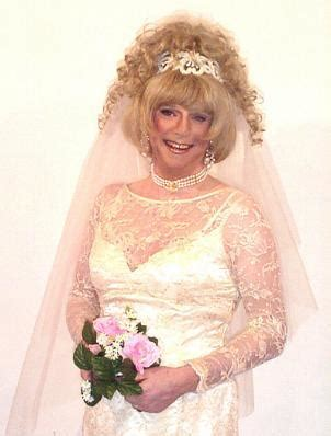 this beautiful bridal crossdresser is tracy  the