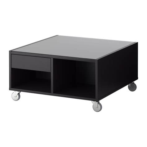 Ikea Boksel Coffee Table Boksel Coffee Table Black Brown Ikea