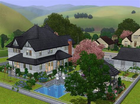 sims 4 cherry tree mod the sims 1 cherry tree a fully furnished 4 bedroom house with no cc