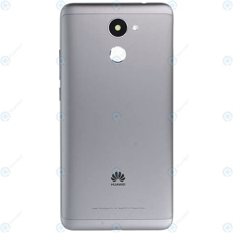 Huawei Y7 Prime Grey huawei y7 prime trt l21a battery cover grey
