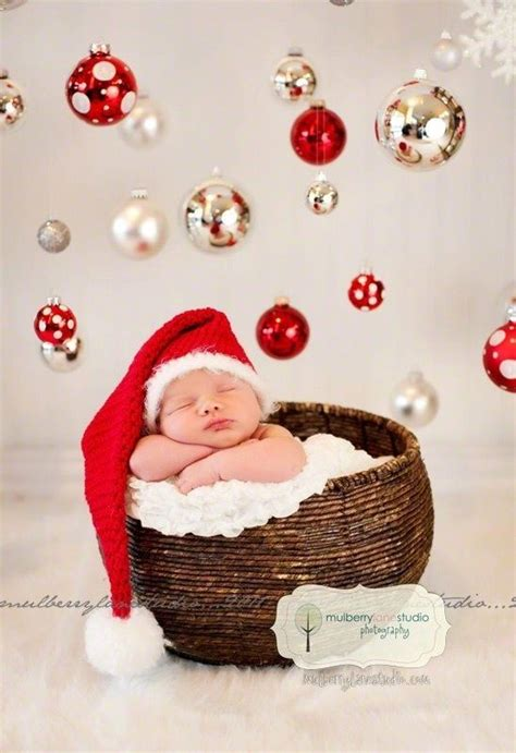 25 best ideas about baby christmas photos on pinterest