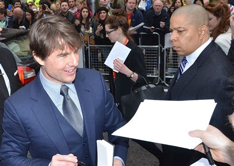 Tom Cruise Wins Top Of The Year by The Empire Awards Tom Cruise Hugh Jackman And