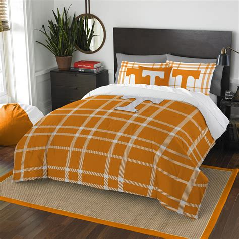 ncaa bedding set of tennessee kmart