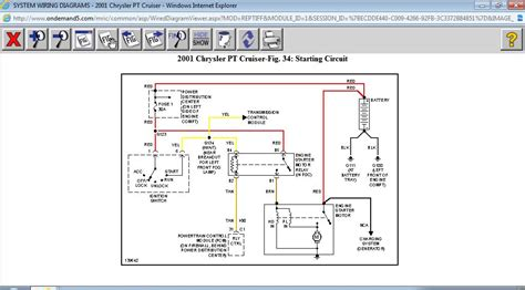 02 pt cruiser wiring diagram wiring diagram manual