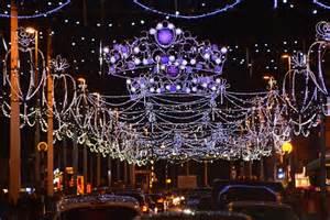 blackpools christmas lights bond hotel blackpool