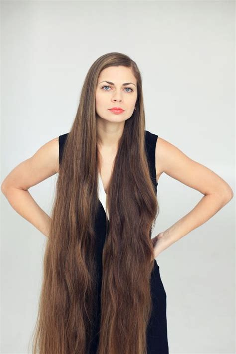 Models With Very Long Thick Hair | 1000 images about long hair on pinterest very long hair