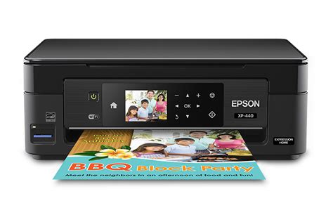 Printer Epson Xp epson expression home xp 440 small in one printer inkjet printers for home epson us