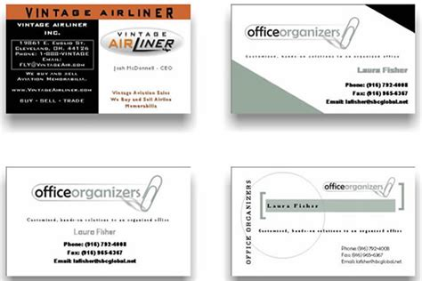 images of custom design business cards logos exles