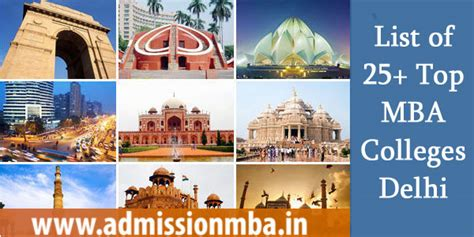 Mba College In Delhi Delhi by 25 Top Mba Colleges Delhi Admission 2018 Admissionmba In