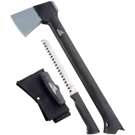 gerber axe sheath gerber gator 15 quot axe saw combo with sheath c hatchet