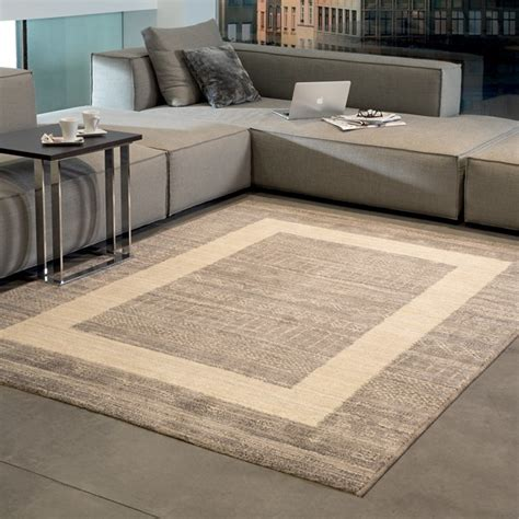 Tapis Dans Salon by Tapis De Salon Bicolore En Par Tapis Chic Collection
