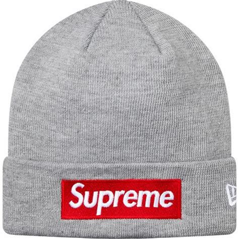 shop supreme hats new era box logo beanie supreme ny shops