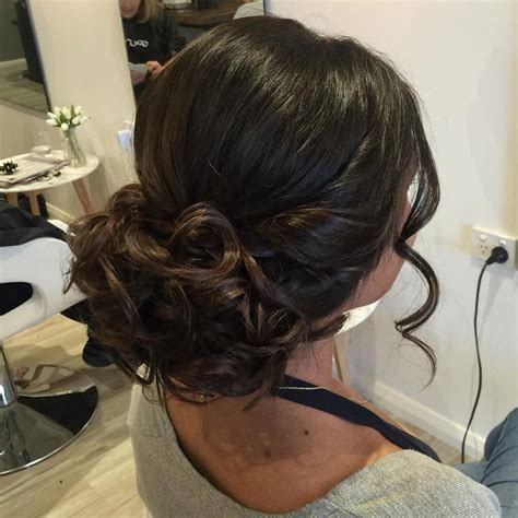 Updo Hairstyles For Black Hair by 60 Trendy Easy Hair Updos To Look Stunning This Summer