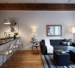 One Bedroom Apartment Living Room Ideas Dumbo Modern Interior Design 1 Bedroom Apartment Modern Living Room New York By B