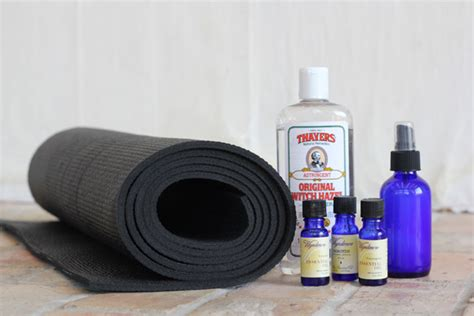 Mat Spray Recipe by Mat Cleaning Spray