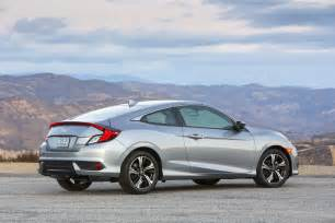 Honda Civic Coupe 2016 Honda Civic Coupe Priced From 19 885 Motor Trend